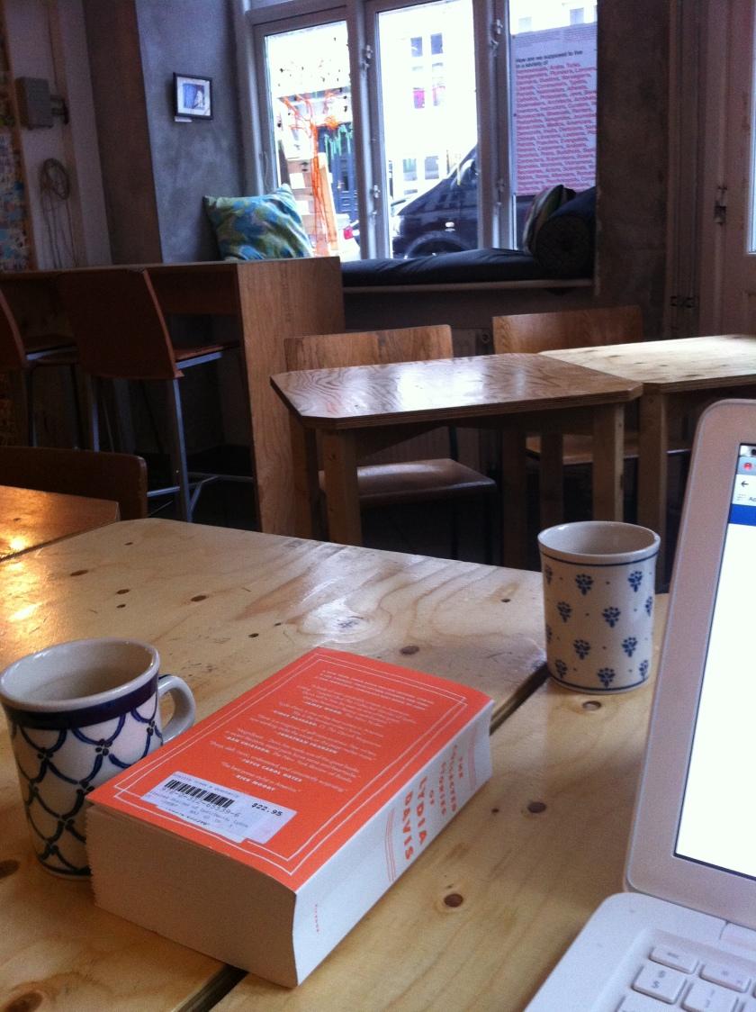 dagens kontor café Retro