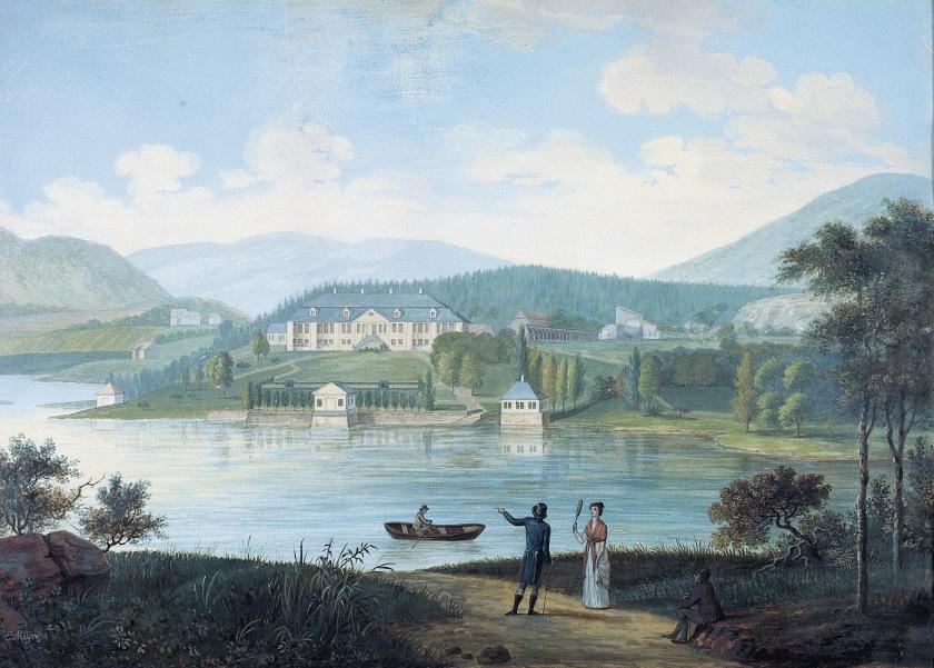 2. Maleri av Elias Meyer 1790